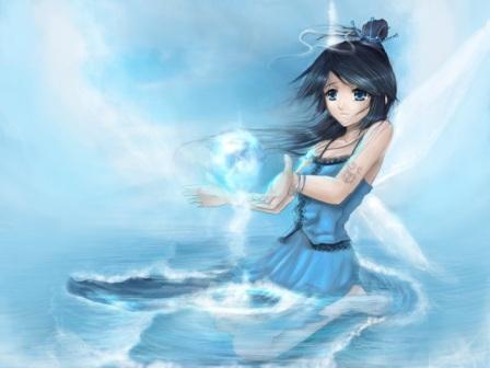 фея воды картинки